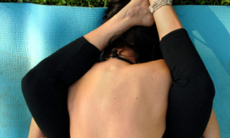 How to know when to come out of a yoga pose