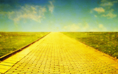 The guilty brick road – What do when you've let yourself down.